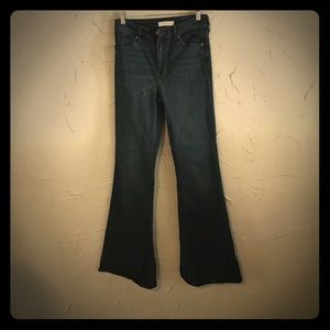 Flare A&F bell bottom jeans